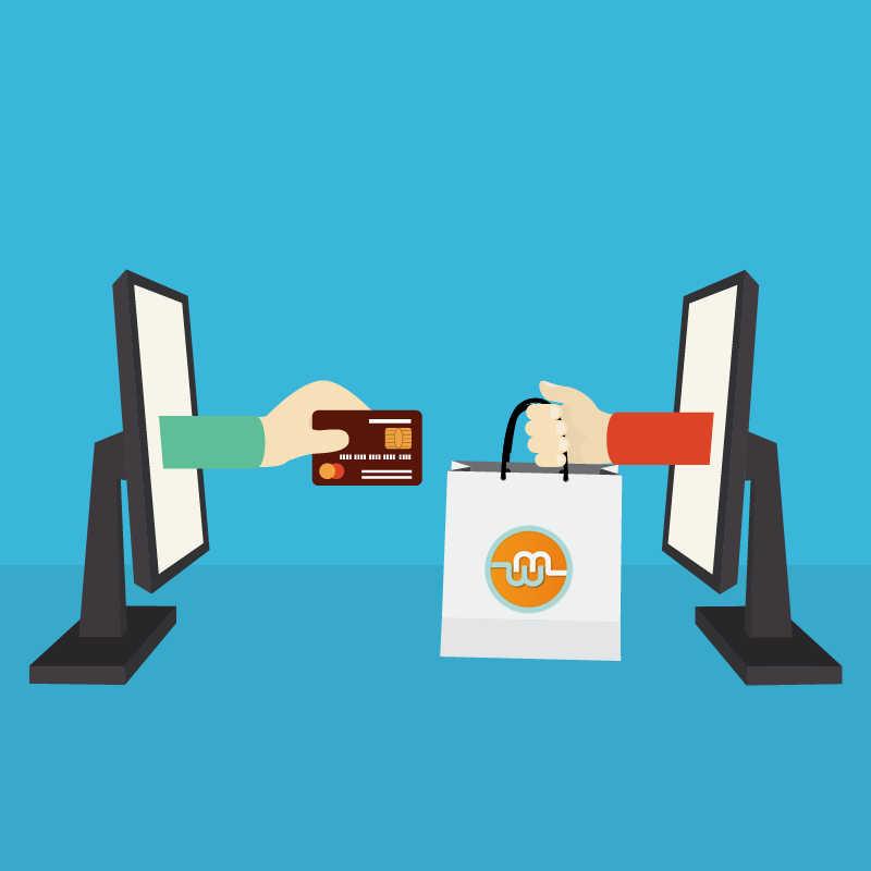 Création application M-commerce